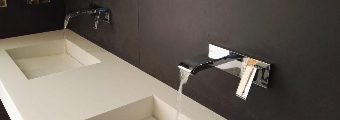 Cambio de grifería en lavabos