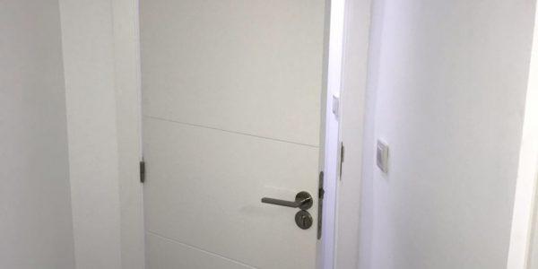 Reforma integral - Cambio de puertas en casa